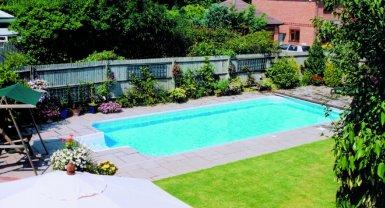 Kafko diy in ground swimming pool uk for Garden pools uk